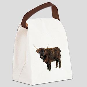 Highland Canvas Lunch Bag