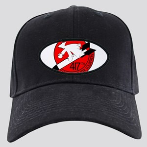 417_tfs_patch_usaf_sticker Black Cap