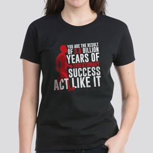 Evolutionary Success Women's T-Shirt