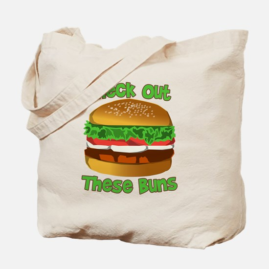 Unique Buns Tote Bag