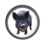 Heritage Guinea Hog Wall Clock