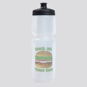 Check Out These Buns Sports Bottle