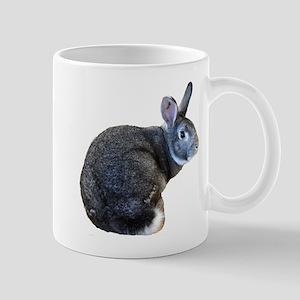 American Chinchilla Rabbit Mugs