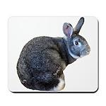 American Chinchilla Rabbit Mousepad