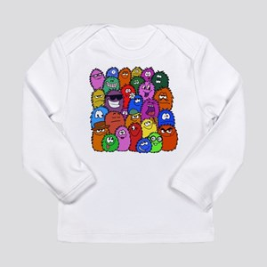 fuzzy bunch Long Sleeve T-Shirt