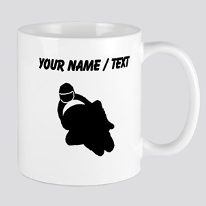 Custom Motorcycle Racing Mugs