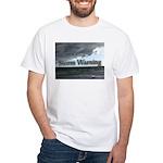 Storm Warning White T-Shirt