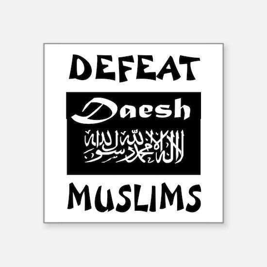 DAESH Sticker