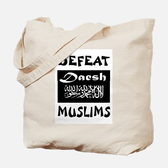 DAESH Tote Bag