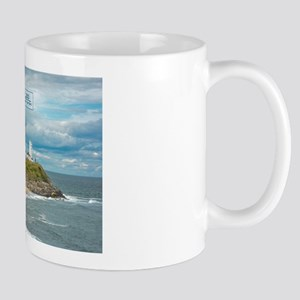 Long Island. Montauk Point Light. Mug Mugs