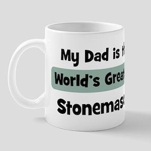 Worlds Greatest Stonemason Mug