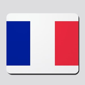 French Flag Mousepad
