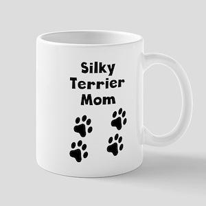 Silky Terrier Mom Mugs