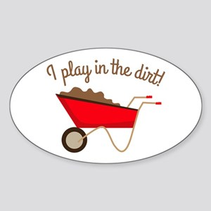 Dirt Play Sticker