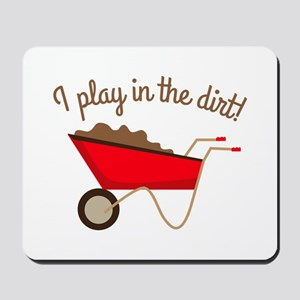 Dirt Play Mousepad