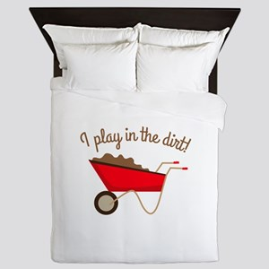 Dirt Play Queen Duvet