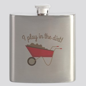 Dirt Play Flask
