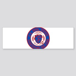 US NAVAL STATION GUANTANAMO BAY CUB Bumper Sticker
