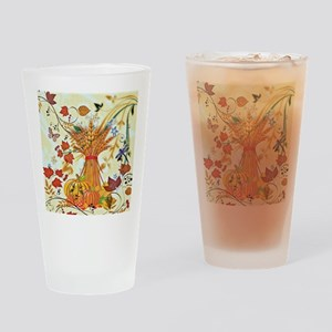 Autumn delight Drinking Glass