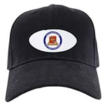 6th Bat./41st Artillery Black Cap
