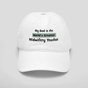 Worlds Greatest Midwifery Tea Cap