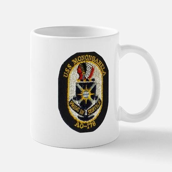 USS MONONGAHELA Mug
