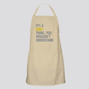Its A Golf Thing Apron