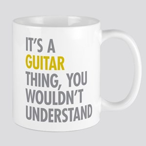 Its A Guitar Thing Mug