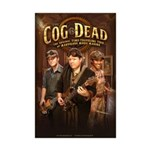 The Cog Is Dead - Time Traveling Mini Poster Print