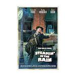 "Steamin' In The Rain 11""X17"" Mini Poster"