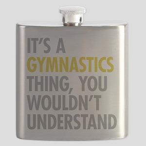 Its A Gymnastics Thing Flask