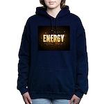 Energy Women's Hooded Sweatshirt
