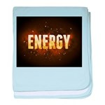Energy baby blanket
