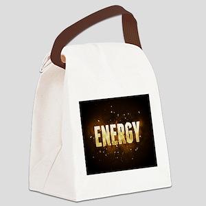 Energy Canvas Lunch Bag