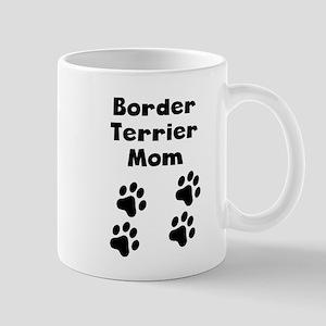 Border Terrier Mom Mugs