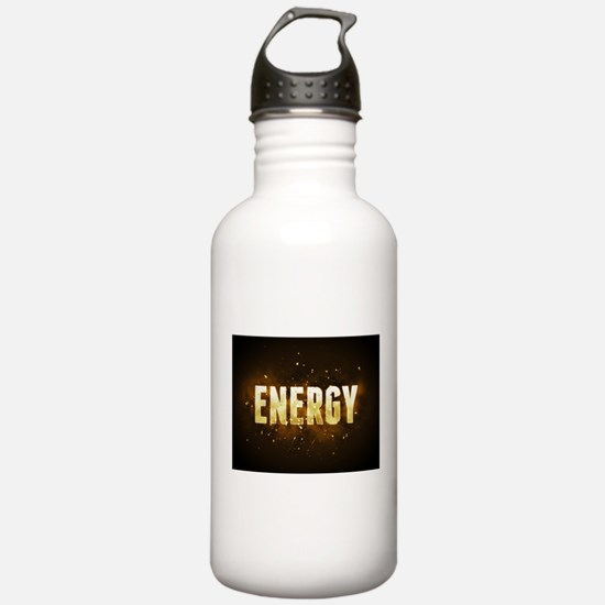 Energy Water Bottle
