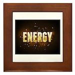 Energy Framed Tile