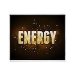 Energy Throw Blanket