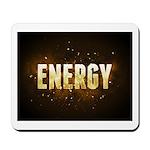 Energy Mousepad