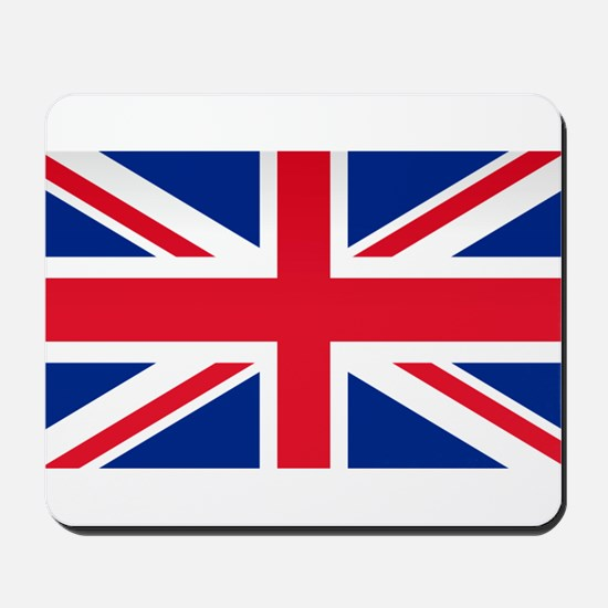Britain Flag Mousepad