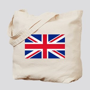 Britain Flag Tote Bag