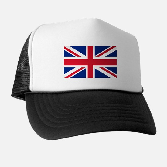 Britain Flag Trucker Hat