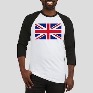 Britain Flag Baseball Jersey