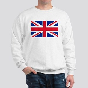 Britain Flag Sweatshirt