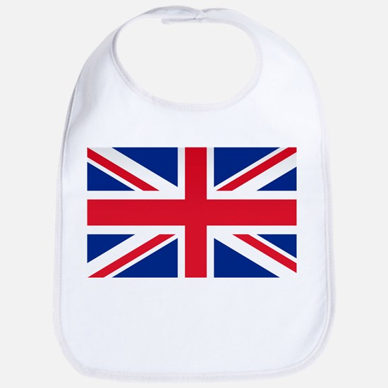 Britain Flag Bib