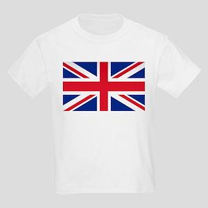 Britain Flag Kids Light T-Shirt