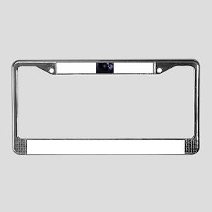 dark angel License Plate Frame