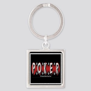 Texas Holdem POKER Keychains