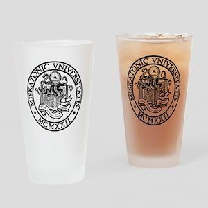 Miskatonic University Drinking Glass