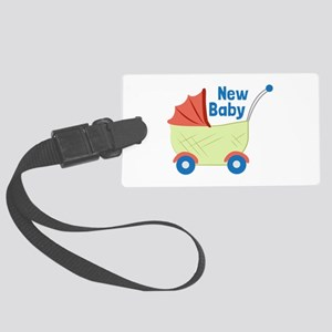 New Baby Luggage Tag